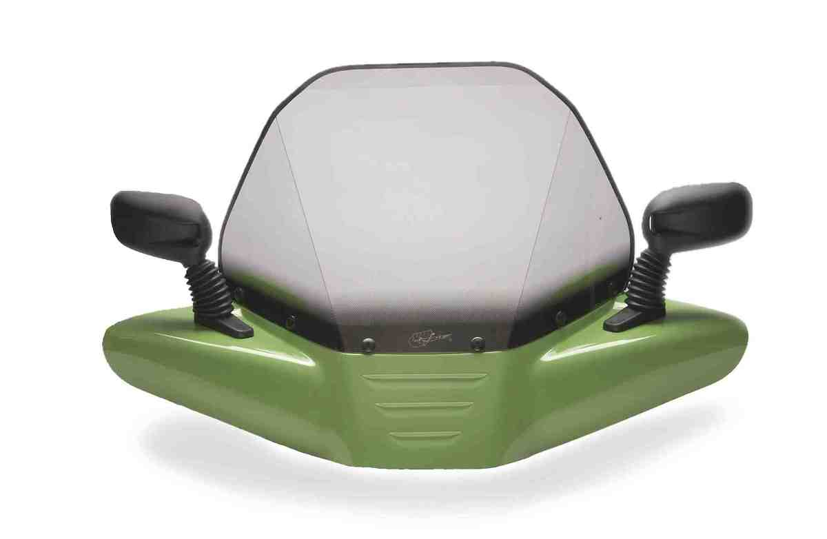 Polaris Sportsman 400 1992 Olive UN-94 Model ATV windshield